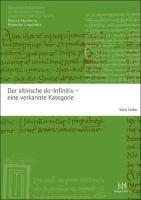 Der altirische do-Infinitiv - eine verkannte Kategorie (Münchner Forschungen zur historischen Sprachwissenschaft MFhS /Munich Studies in Historical Linguistics, Band 8)