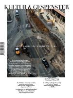 Kultur & Gespenster / Literarische Hermeneutik (Kultur und Gespenster / Textem-Magazin)