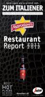 Marcellino's Restaurant Report Zum Italiener 2011/2012