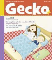 Gecko Kinderzeitschrift - Lesespaß für Klein und Groß: Gecko 19: BD 19