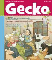Gecko Kinderzeitschrift - Lesespaß für Klein und Groß: Gecko 20: BD 20