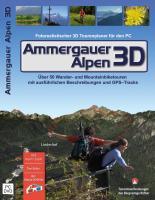 Ammergauer Alpen 3D
