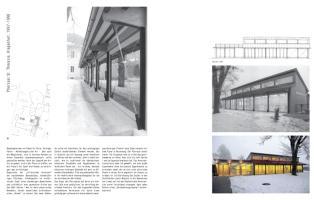 Architektur antwortet im Werk von Eva Rubin