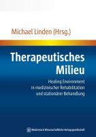 Therapeutisches Milieu