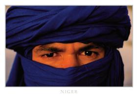 Touareg aus dem Niger