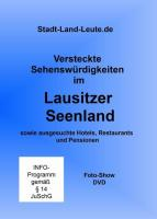 Versteckte Sehenswürdigkeiten im Lausitzer Seenland sowie ausgesuchte Hotels, Restaurants und Pensionen