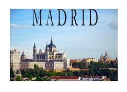 Madrid - Ein Bildband