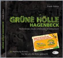 Hamburg-Krimis 04: Grüne Hölle Hagenbeck