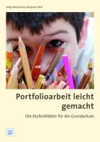 Portfolioarbeit leicht gemacht: Die Stufenblätter für die Grundschule