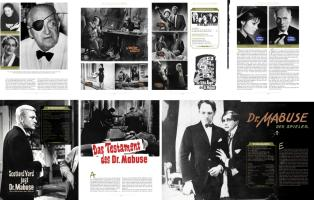Dr. Mabuse - Der Klassische Kriminalfilm: Der Klassische Kriminalfim - Band 1