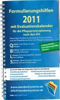Formulierungshilfen 2011 für die Pflegeprozessplanung nach den ATL