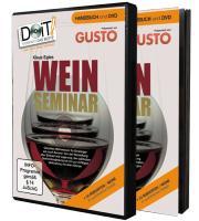 Weinseminar - Handbuch und DVD: Weinwissen für Einsteiger und Kenner - einzigartig als 68 Seiten Handbuch und 152 Minuten DVD!