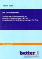 """Die """"Europa GmbH"""""""