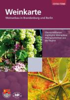 Weinkarte: Weinanbau in Brandenburg und Berlin