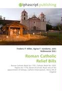 Roman Catholic Relief Bills