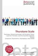 Thurstone Scale