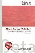 Albert Burger (Politiker)