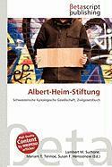Albert-Heim-Stiftung