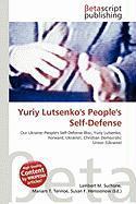 Yuriy Lutsenko's People's Self-Defense