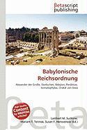 Babylonische Reichsordnung