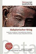 Babylonischer Krieg