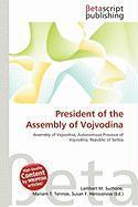 President of the Assembly of Vojvodina