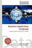 Business Application Language
