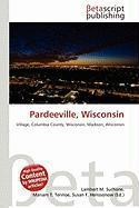 Pardeeville, Wisconsin