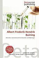 Albert Frederik Hendrik Buining