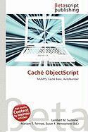 Cache Objectscript