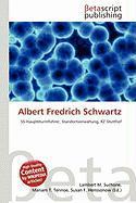 Albert Fredrich Schwartz