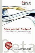 Schempp-Hirth Nimbus-3