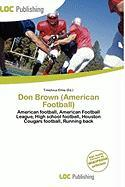 Don Brown (American Football)