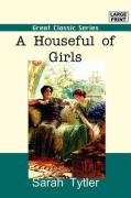 A Houseful of Girls - Tytler, Sarah