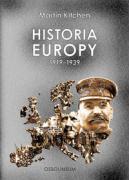Historia Europy 1919-1939 - Kitchen, Martin