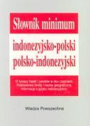 Slownik minimum indonezyjsko-polski polsko-indonezyjski - Owczarczyk, Jacek