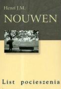 List pocieszenia - Nouwen, Henri J. M.