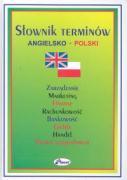 Slownik terminow angielsko-polski - Smid, Waclaw