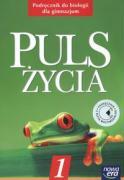 Puls zycia 1 Podrecznik do biologii z plyta CD - Jefimow, Malgorzata; Sekas, Maria