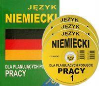 Jezyk niemiecki dla planujacych podjecie pracy z plyta CD