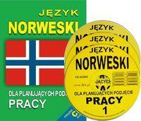 Jezyk norweski dla planujacych podjecie pracy + 3CD