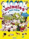 1000 Animales para buscar con pegatinas n.4