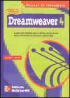 Dreamweaver 4. Manual de referencia