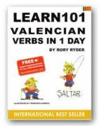 Learn 101 Velencian Verbs in 1 Day - Ryder, Rory
