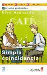 Simple coincidencia