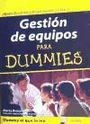 GESTION DE EQUIPOS PARA DUMMIES