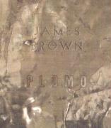 James Brown. Plomo