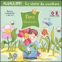 Rime e filastrocche. Con audiolibro. CD Audio - Corbella Paciotti, Rosita