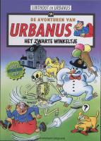 Het zwarte winkeltje / druk 2 - Urbanus