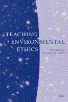 Teaching Environmental Ethics